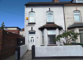 Thumbnail 4 bedroom terraced house for sale in Rudgrave Square, Wallasey