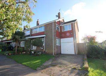 Thumbnail End terrace house for sale in Elmbridge, Old Harlow, Essex