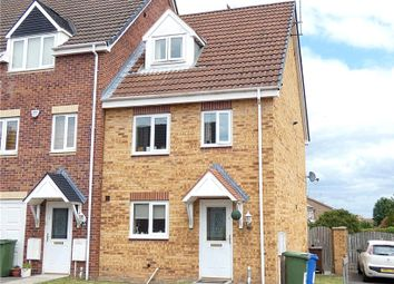 3 bed end terrace house for sale in Dewberry Gardens, Forest Town, Mansfield NG19
