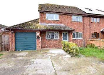 Thumbnail 4 bed semi-detached house for sale in King Street, Brenzett, Romney Marsh, Kent