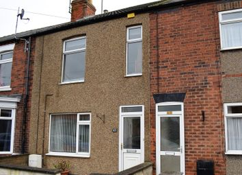 Thumbnail 2 bed terraced house for sale in Silver Street, Barnetby