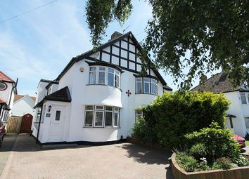 Thumbnail 3 bed semi-detached house for sale in Hayes Wood Avenue, Bromley, London