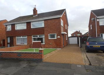 Thumbnail 3 bed semi-detached house to rent in Skipton Drive, Little Sutton, Ellesmere Port