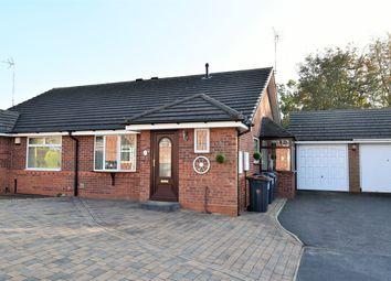 Thumbnail 2 bed semi-detached bungalow for sale in Lancaster Close, Bournville, Birmingham