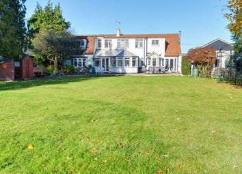 Thumbnail 6 bed detached house for sale in Church Road, Great Hallingbury