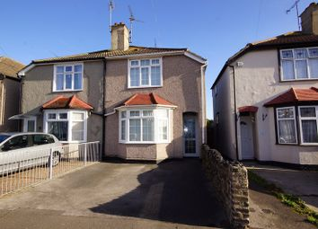 Thumbnail 3 bedroom semi-detached house for sale in West Road, Shoeburyness, Southend-On-Sea