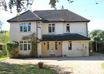 Thumbnail 4 bed detached house for sale in Belbins, Romsey