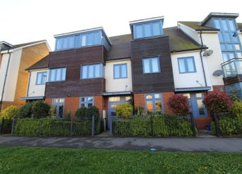 Thumbnail 5 bed terraced house for sale in Milton Road, Milton Keynes