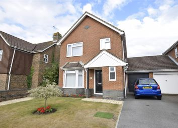 Thumbnail 3 bed link-detached house for sale in Gainsborough Road, Bexhill, East Sussex