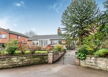 Thumbnail 2 bed detached bungalow for sale in St Michaels Road, Stramshall, Uttoxeter