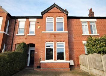 Thumbnail 4 bed terraced house for sale in Monton Green, Monton, Manchester