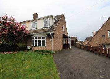 Thumbnail 3 bed semi-detached house to rent in Wigford Road, Dosthill, Tamworth