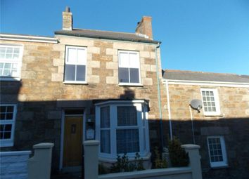 Thumbnail 2 bed terraced house for sale in Gilly Hill, Redruth