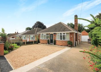 Thumbnail 2 bedroom detached bungalow for sale in Booth Avenue, Pleasley, Mansfield, Derbyshire