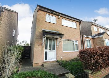 3 bed detached house for sale in Loveridge Avenue, Kempston, Bedford MK42