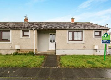 Thumbnail 1 bed bungalow for sale in Burnside Crescent, Easthouses, Dalkeith