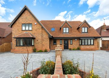 Thumbnail 4 bed semi-detached house for sale in Berther Road, Emerson Park