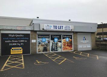 Thumbnail Commercial property to let in Unit 2, Harwood Road, Rishton