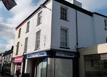 Thumbnail 2 bed flat to rent in 20 Mill Street, Bideford
