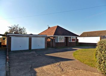 Thumbnail 3 bed bungalow for sale in Bradwell, Great Yarmouth, Norfolk