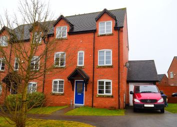 Thumbnail 4 bedroom property to rent in Rickyard Walk, Grange Park, Northampton