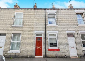 Thumbnail 2 bedroom terraced house for sale in Falconer Street, York