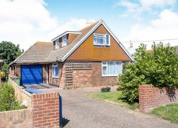 Thumbnail 4 bed bungalow for sale in Roberts Road, Greatstone, New Romney, Kent