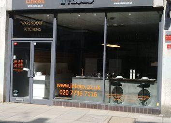 Thumbnail Retail premises to let in Fulham Road, London