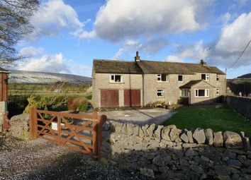Thumbnail 5 bed farmhouse for sale in Sparrow Pit, Buxton