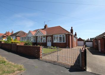 Thumbnail 2 bed semi-detached bungalow for sale in St. Columba Road, Bridlington
