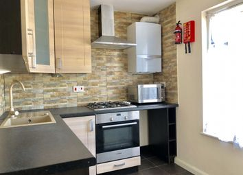 Thumbnail 3 bed flat to rent in Dagenham Road, Rush Green, Romford