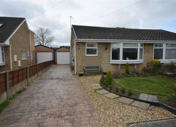 Thumbnail 2 bed semi-detached bungalow for sale in Orchard Drive, Ackworth, Pontefract