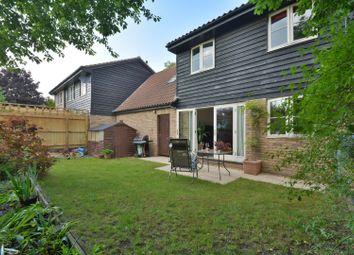 Thumbnail 3 bedroom link-detached house for sale in Brook Street, Soham