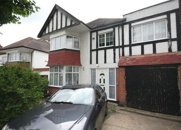 Thumbnail 4 bedroom detached house to rent in Corringham Road, Wembley, Greater London