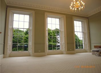 Thumbnail 4 bedroom flat to rent in Royal Terrace, Edinburgh