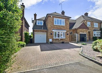 Thumbnail 3 bed detached house for sale in Davys Place, Gravesend, Kent