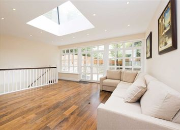Thumbnail 4 bed flat to rent in Crossfield Road, Belsize Park, London