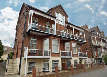 Thumbnail 1 bed flat to rent in Granville Road, Felixstowe