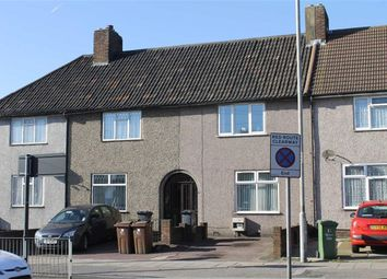 Thumbnail 2 bed terraced house to rent in Lodge Avenue, Becontree, Essex
