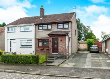 Thumbnail 3 bed semi-detached house for sale in Lomond Drive, Bishopbriggs, Glasgow