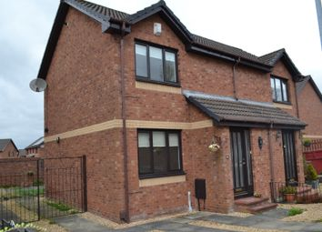 Thumbnail 2 bed semi-detached house for sale in Marigold Avenue, Motherwell
