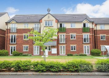 Thumbnail 2 bed flat for sale in Prestwood Close, Davyhulme, Manchester