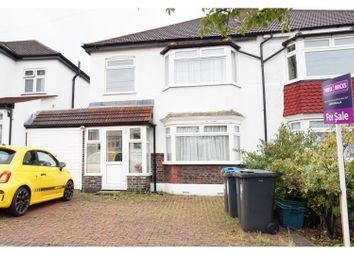 Thumbnail 3 bed semi-detached house for sale in Georgia Road, Thornton Heath