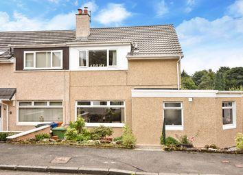 Thumbnail 4 bed semi-detached house for sale in Craigenbay Road, Lenzie, Kirkintilloch, Glasgow