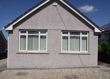 Thumbnail 2 bed detached bungalow to rent in Pwllygath Street, Kenfig Hill, Bridgend, Mid Glamorgan