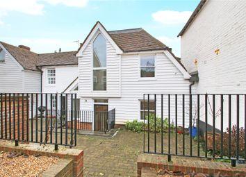 Thumbnail 1 bed terraced house for sale in High Street, Wrotham, Sevenoaks, Kent