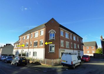Thumbnail 2 bed flat for sale in Oak House, Birches Rise, Stoke-On-Trent