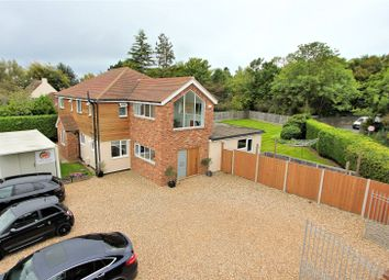 Thumbnail 4 bed detached house for sale in Deards End Lane, Knebworth, Hertfordshire