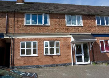 Thumbnail 2 bed flat for sale in Bradgate Drive, Wigston