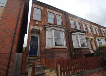 Thumbnail 5 bedroom terraced house to rent in Welford Road, Leicester